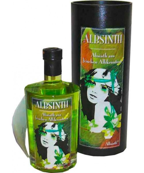 Albsinth 42%vol 0,5 l (Hahn)
