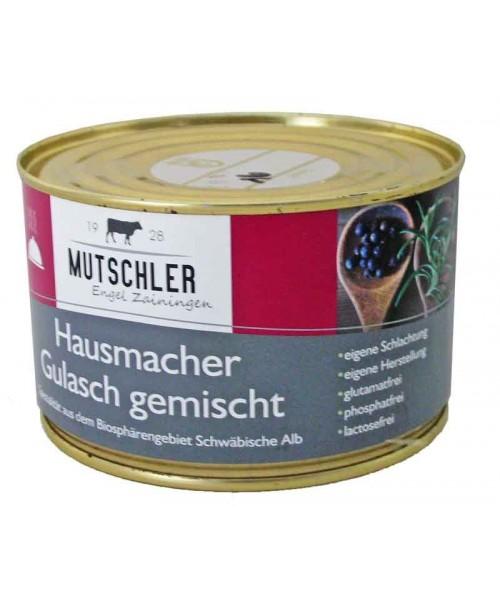 Gulasch gemischt 400g (Mutschler)