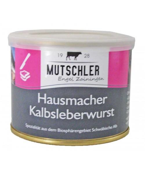 Delikatessleberwurst (Mutschler)