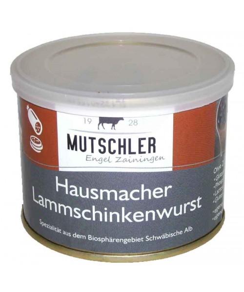 Lamm-Schinkenwurst 200g (Mutschler)