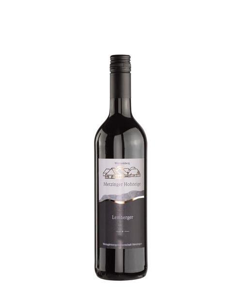 2018 Lemberger halbtrocken 0.75ltr Metzinger Wein