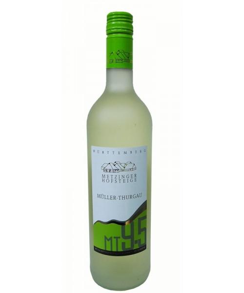 Müller-Thurgau MT 2018 Metzinger Wein