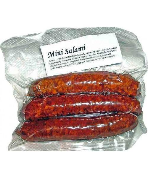 Wildschwein-Minisalmi mit Chili 100g (Göbel)