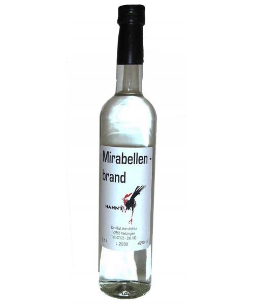 Mirabellenbrand  42%vol 0,5 l (Hahn)