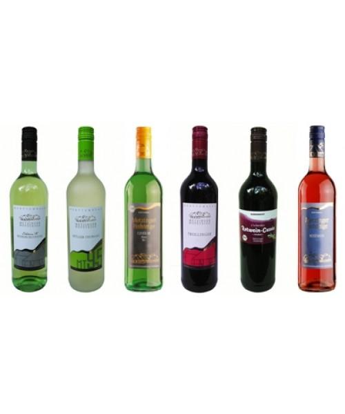 Unsere Neuen - Weinprobierpaket 6 Flaschen Metzinger Wein