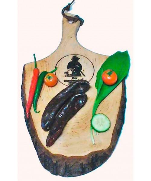 Schafsalami Paprika Chili (Wanderschäfer)