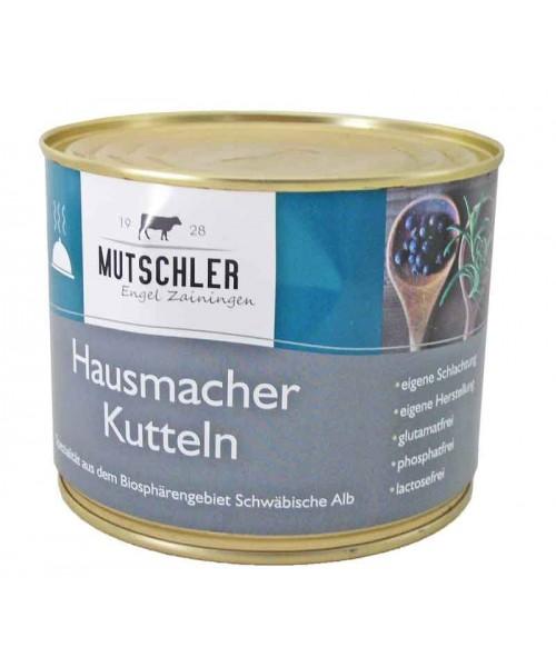 Saure Kutteln, 500g Dose (Mutschler)