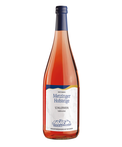 2018 Schillerwein 1ltr Metzinger Wein