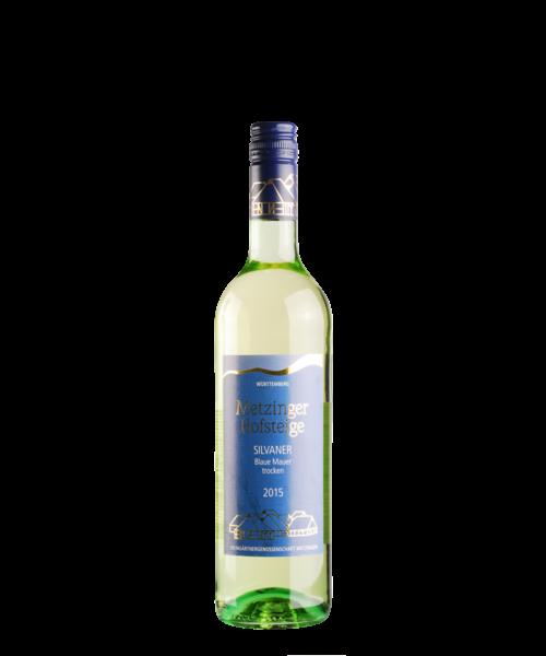 Silvaner Blaue Mauer trocken 2016 0,75ltr