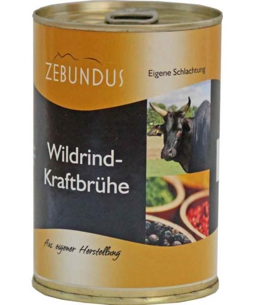 Wildrind Kraftbrühe (Mutschler)