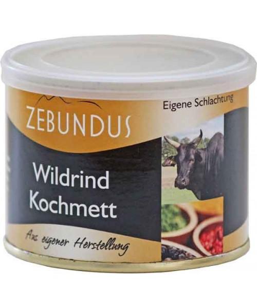 Wildrind Koch-Mett 200g (Mutschler)