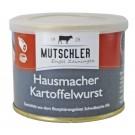 Schwäbische Kartoffelwurst, 200g Dose (Mutschler)