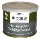 Wildjagdwurst 200g (Mutschler)