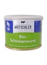 Bio-Schinkenwurst (Mutschler)