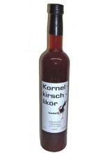 Kornelkirschlikör 18,3%vol 0,5 l (Hahn)