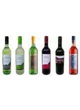 Unsere Neuen - Weinprobierpaket 6 Flaschen für 37,80€ (pro Flasche 6,30€) Metzinger Wein
