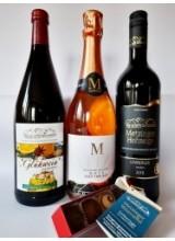 Wein-Weihnachtsgeschenkpaket