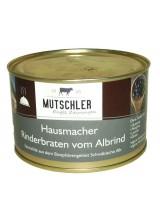 Rinderbraten vom Albrind (Mutschler)