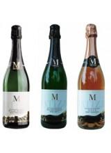 NEU: Sektprobierpaket sechs Flaschen für 49,90€