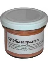 Feldhasenpastete mit Pistazien Wild-Göbel