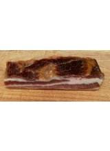 Geräucherter Wildschweinbauch 100g (Göbel)