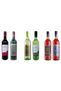Buntes Herbst-Wein-Probierpaket Metzinger Wein
