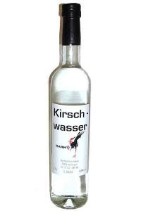 Kirschwasser 42%vol 0,5 l (Hahn)