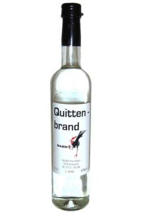 Quittenbrand 42%vol 0,5 l (Hahn)