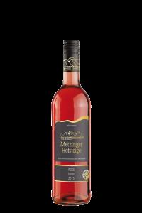 """Rosé Wein trocken """"Brauner Jura"""" 2016 0,75 Liter"""