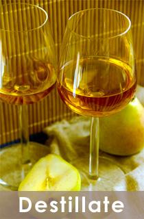 Destillatspezialitaeten und Braende aus dem Biosphaerengebiet Schwäbische Alb